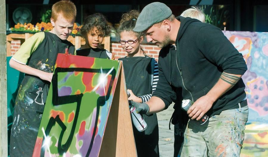 LF2018 Maakt Talenten In Speciaal Onderwijs Los