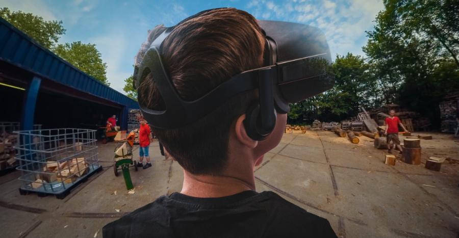 Talryk Genomineerd Voor Onderwijsprijs Met Virtual Reality-innovatie